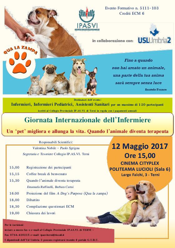 Giornata Internazionale dell'Infermiere 2017