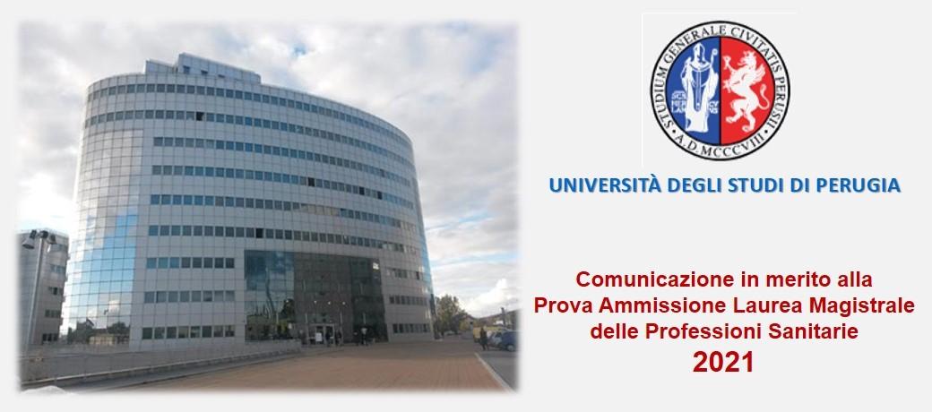 Comunicazione Laurea Magistrale 2021